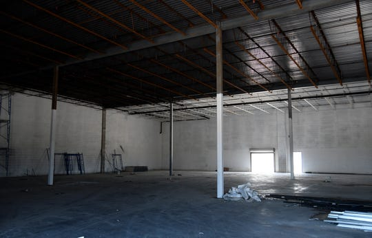 IGA Island Market is a 20,000 square feet grocery store, as seen photographed Wednesday, June 17, 2020. The $3.3 million project is the first grocery outlet to operate on Padre Island in decades.