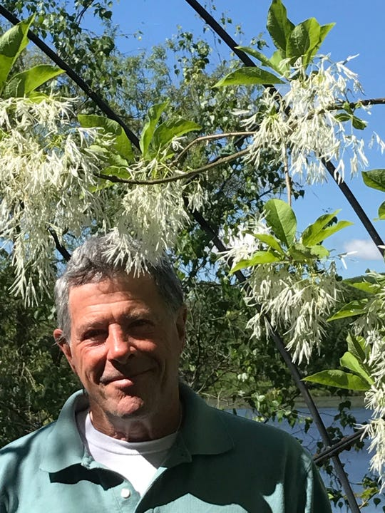 Rutgers University professor Joel Flagler says plant growth is emblematic of grounding which people need to exist. Flagler is a professor of horticultural therapy and is also the school's agricultural extension agent for Bergen County.