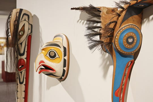 """""""Wonders of the West"""" Native American Artifacts"""