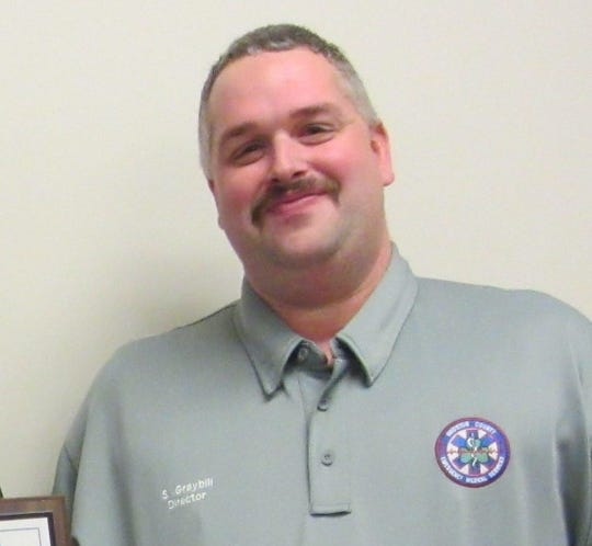 Stephen Graybill, director, Houston County Emergency Medical Services.