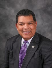 Larry Alexander, President and CEO of Detroit Metro Convention & Visitors Bureau