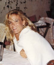 "Nicole Brown Simpson, pictured here in an undated photo provided by her family, is ""basically the face for domestic violence,"" her sister Tanya Brown told the Free Press. She was killed June 12, 1994."