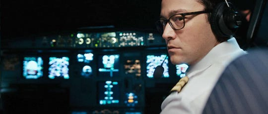 "Joseph Gordon-Levitt in ""7500."""