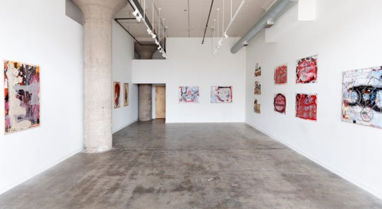 """Simone DeSousa Gallery in Detroit's Midtown will reopen June 26 with """"Michael Luchs: On the Fly,"""" featuring the paintings of the Cass Corridor veteran. The show was supposed to open Apr. 11."""
