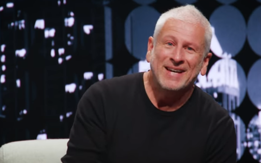 Louie Giglio, the founder of Passion City Church and related Christian conferences.