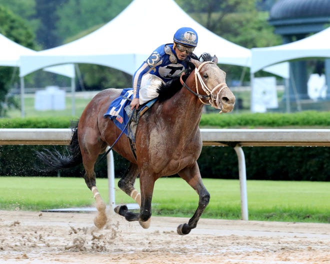 Mr. Big News won the Oaklawn Stakes.