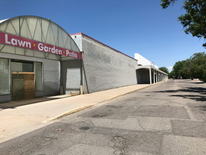 A former Kmart store northwest of the intersection of S. College Ave. and Drake Road would be torn down and redeveloped as a King Soopers Marketplace as part of a plan under review by the city of Fort Collins.