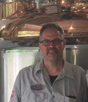 Curtis Basina owns the Copper Crow Distillery in the Northwoods.
