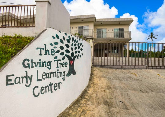 The Giving Tree Early Learning Center in Yigo on Wendesday, June 17, 2020.