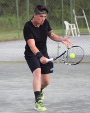 Lexington and University of Toledo grad Nicky Wong won the News Journal/Richland BankTennis Tournament  version of the Triple Crown last summer by claiming men's singles, men's doubles with brother-in-law Steve Webster and mixed doubles with his wife Shellie.