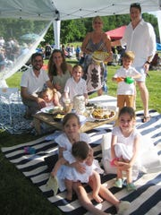 An entry in the family picnic competition at the 2019 Giralda Music and Arts Festival in Madison. The 2020 festival has been postponed due to the COVID-19 pandemic.