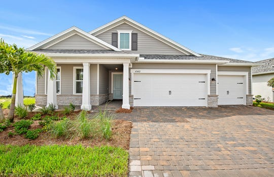 Pulte's popular Summerwood home design offers a flexible floor plan and more than 2,000 square feet of living space.