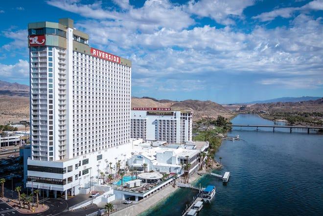 The Riverside Resort Hotel & Casino in Laughlin, Nevada.