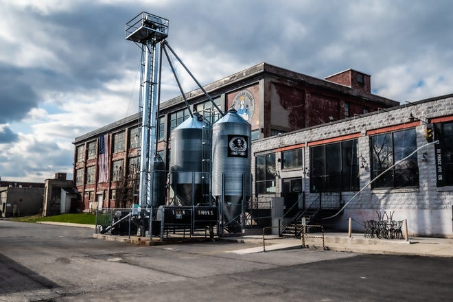 Iron Smoke Distillery is at 111 Parce Ave. in Fairport.