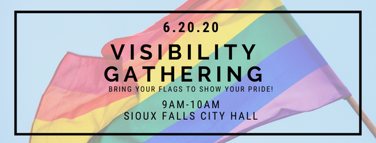 Sioux Falls Visibility Gathering