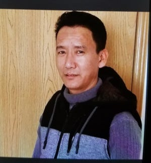 Nima Sherpa, 48, was reported missing Sunday and last seen on Saturday, according to a Sioux Falls Police Department post on social media.