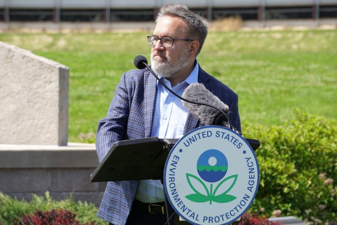 Andrew Wheeler, EPA administrator since February 2019, talks about Wisconsin issues.