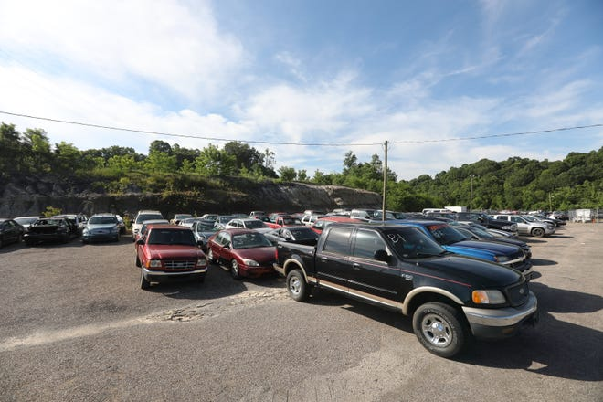 The Muskingum County Sheriff's Auction will have a vehicle auction Saturday, starting at 10 a.m., at the sheriff's evidence building located at 1370 Adamsville Road in Zanesville.