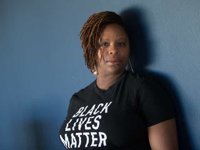 Arizona professor and BLM co-founder Patrisse Cullors says she won't be  intimidated