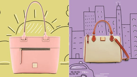 You can get classic Dooney & Bourke bags for up to 55% off—for a limited time.