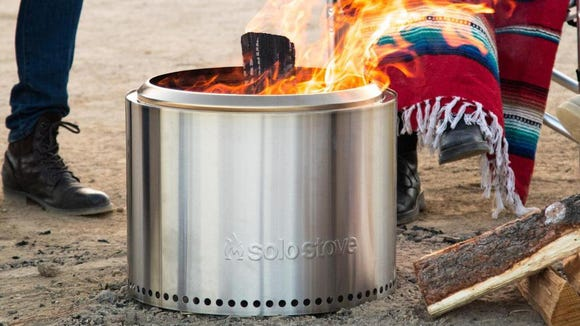 Warm up this fall with the Solo Stove Ranger—on sale now.