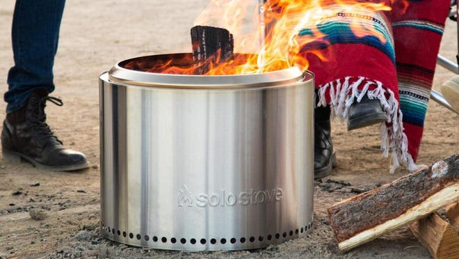 Solo Stove Lite Review: Twig Powered Cooking ... - Solo Stove Ranger Fire Pit