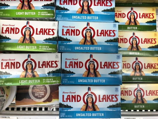 In April 2020, Land O'Lakes bid farewell to the American Indian woman's illustration that adorned its packaging since 1928.