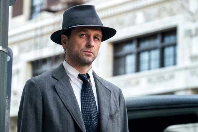 """Matthew Rhys, best known for """"The Americans"""" and """"A Beautiful Day in the Neighborhood,"""" plays a younger version of Perry Mason in HBO's origin story on the storied lawyer and investigator."""