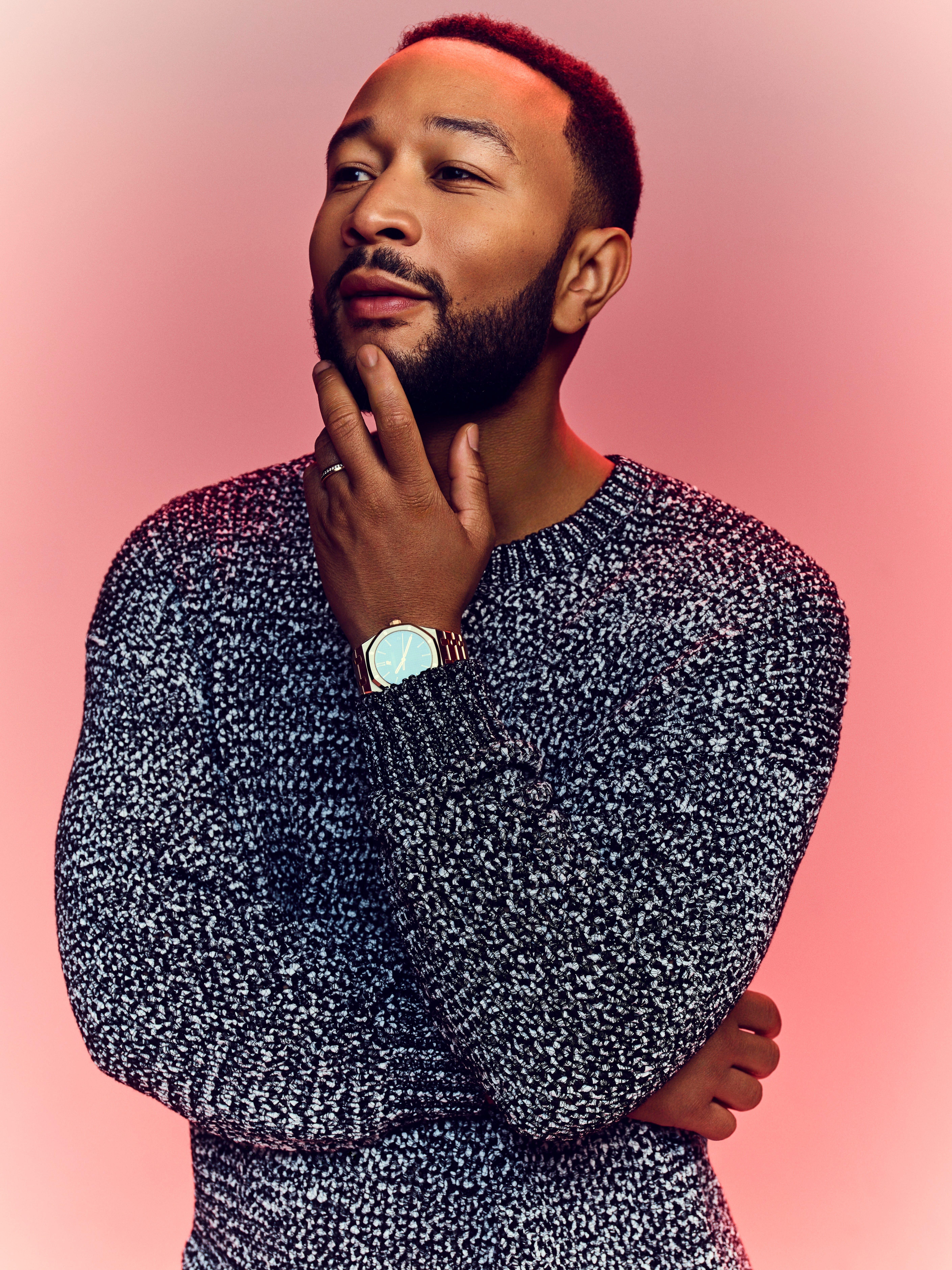 EGOT winner John Legend says new album  Bigger Love  is his  best work  yet