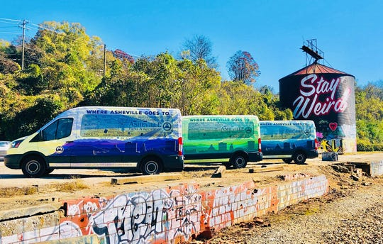 The Parks and Rec vans bring fun to local kids this summer.