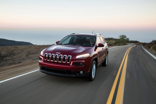 Fiat Chrysler Automobiles is recalling certain 2014-17 Jeep Cherokees.