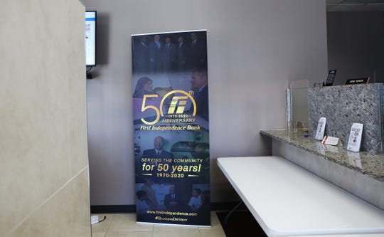 The First Independence Bank celebrates its 50 year anniversary. Headquartered in Detroit, it is the only African-American bank in the State of Michigan. The bank was born out of the 1967 Detroit unrest.