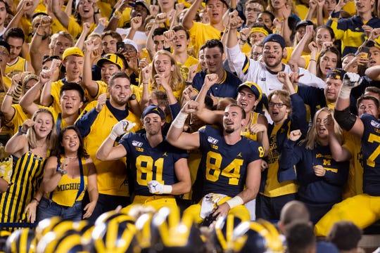 "Warde Manuel on Michigan football attendance: ""Will it be 50 percent or 30 percent or 20 percent or 10 or zero?  I'm not sure."""