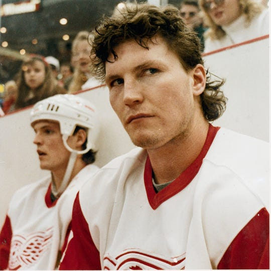 Former NHL All-Star Bob Probert is still the Red Wings' all-time leader in penalty minutes with 2,090.