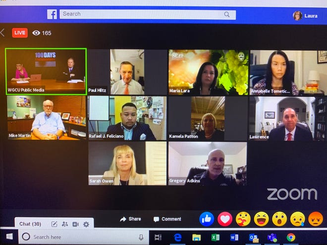 Virtual town hall on the impact of the COVID-19 pandemic in Southwest Florida