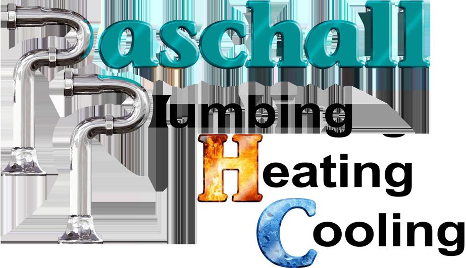 Paschall Plumbing, Heating & Cooling Logo