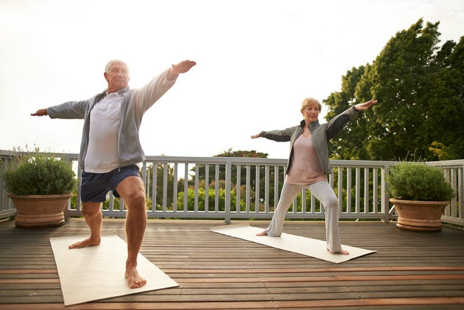 Seniors today are more active than ever.