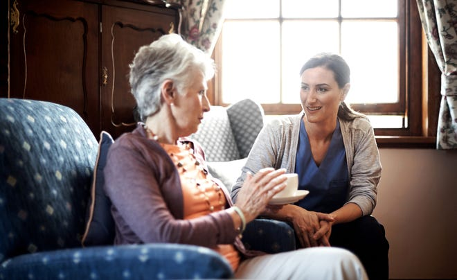 Memory care communities offer seniors personalized, compassionate care – around the clock.