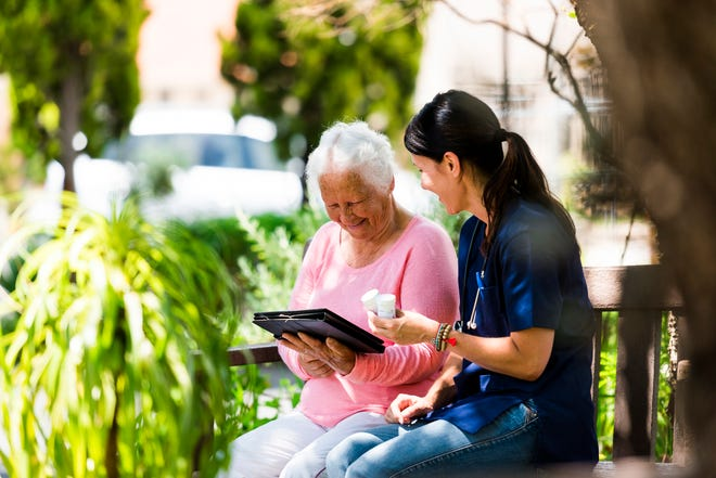 Before you and your senior make a decision about their next step, know the difference between independent living and assisted living.