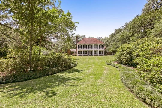 This home has a long history in Vermilion Parish and sits close to the Vermilion River. The home site offers nearly 3 acres of pristine gardens, expansive oaks and walkways. This beautiful estate home, built by the one and only A. Hays Town, sits on almost 3 acres in the heart of Abbeville and offers 5,874 square feet for $1 million.