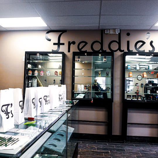 Freddie's, a recreational marijuana shop and medical provisioning center near Clio is now delivering products to Livingston County.