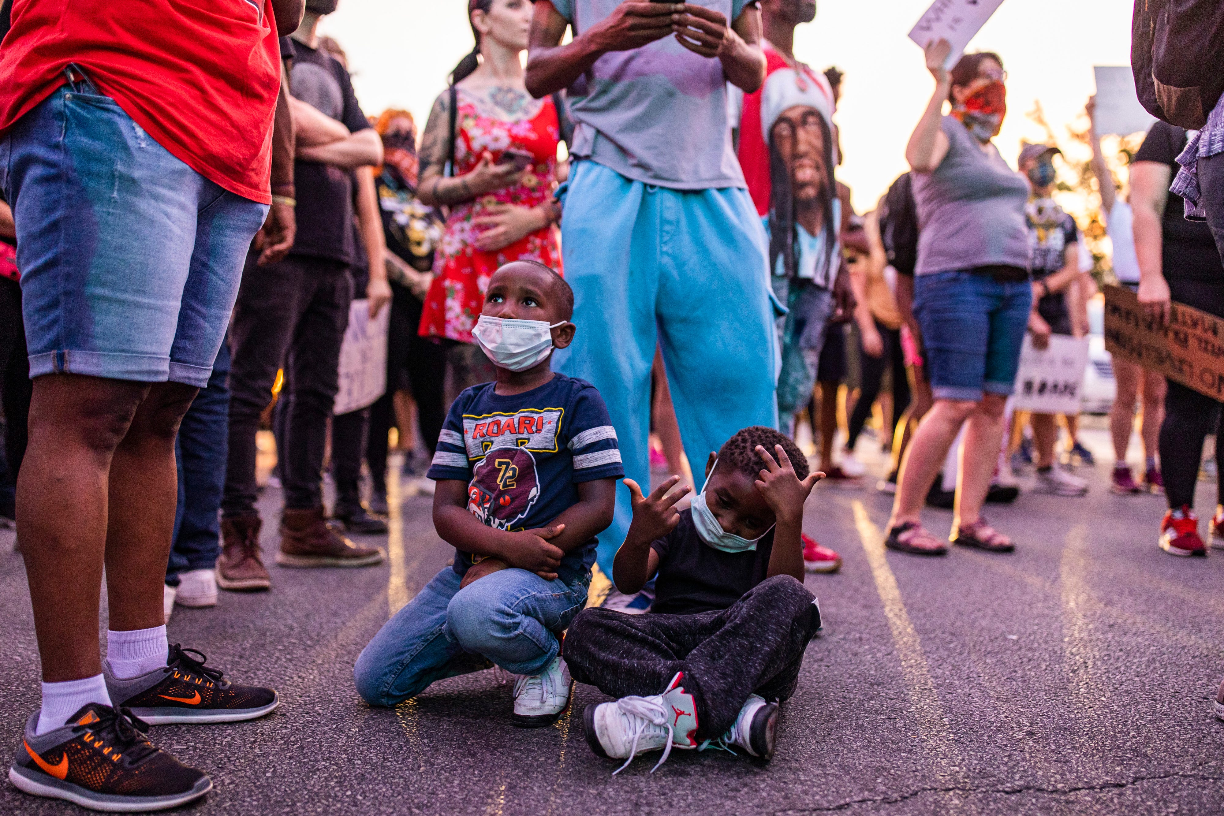 This is for you, baby : 22 days of protests are about more than Breonna Taylor