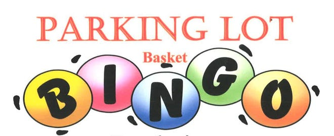 The Van Matre Senior Center will hold a parking lot bingo fundraiser on Saturday, Sept.19 at the center.