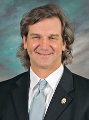 Walt Merrell is district attorney for Covington County.