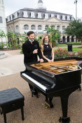 """Harry Connick Jr. and his daughter, Georgia Connick, star in CBS' """"United We Sing."""""""
