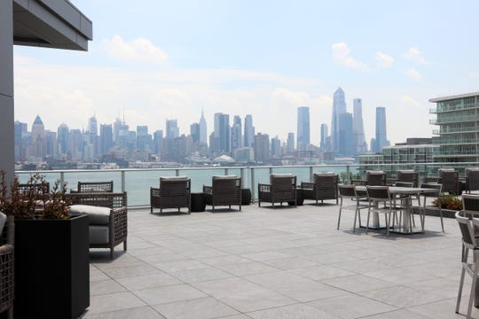 Drink a cocktail as your stare at those skyscrapers across the way from Nohu's rooftop bar