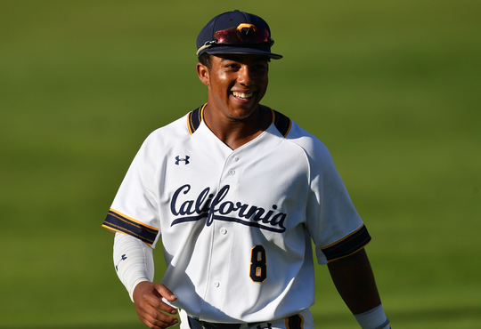 Brandon McIlwain was a two-sport star (baseball and football) before solely focusing on baseball.