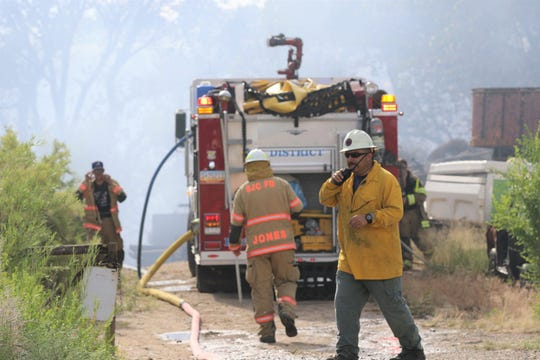 With monsoon season more than two weeks away and the Fourth of July holiday looming, local fire officials are worried about the potential for a large wildland blaze to break out in San Juan County.