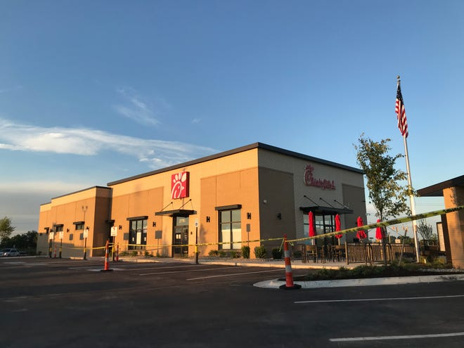 Chick-fil-A opened by Twelve Oaks Mall in Novi last June. The company plans to open another restaurant near Plymouth and Middlebelt roads.