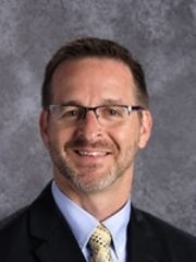 Troy Wiestling has spent the past 20 years working in the Dover Area School District.